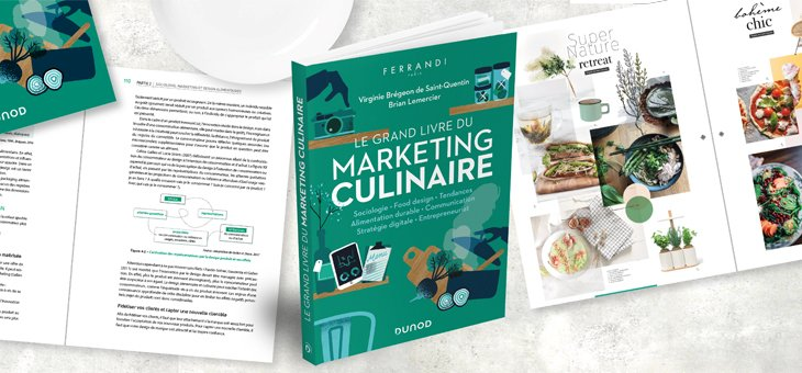 Focusing on marketing and its placement within sustainable development, the culinary world, global design, new technology etc.