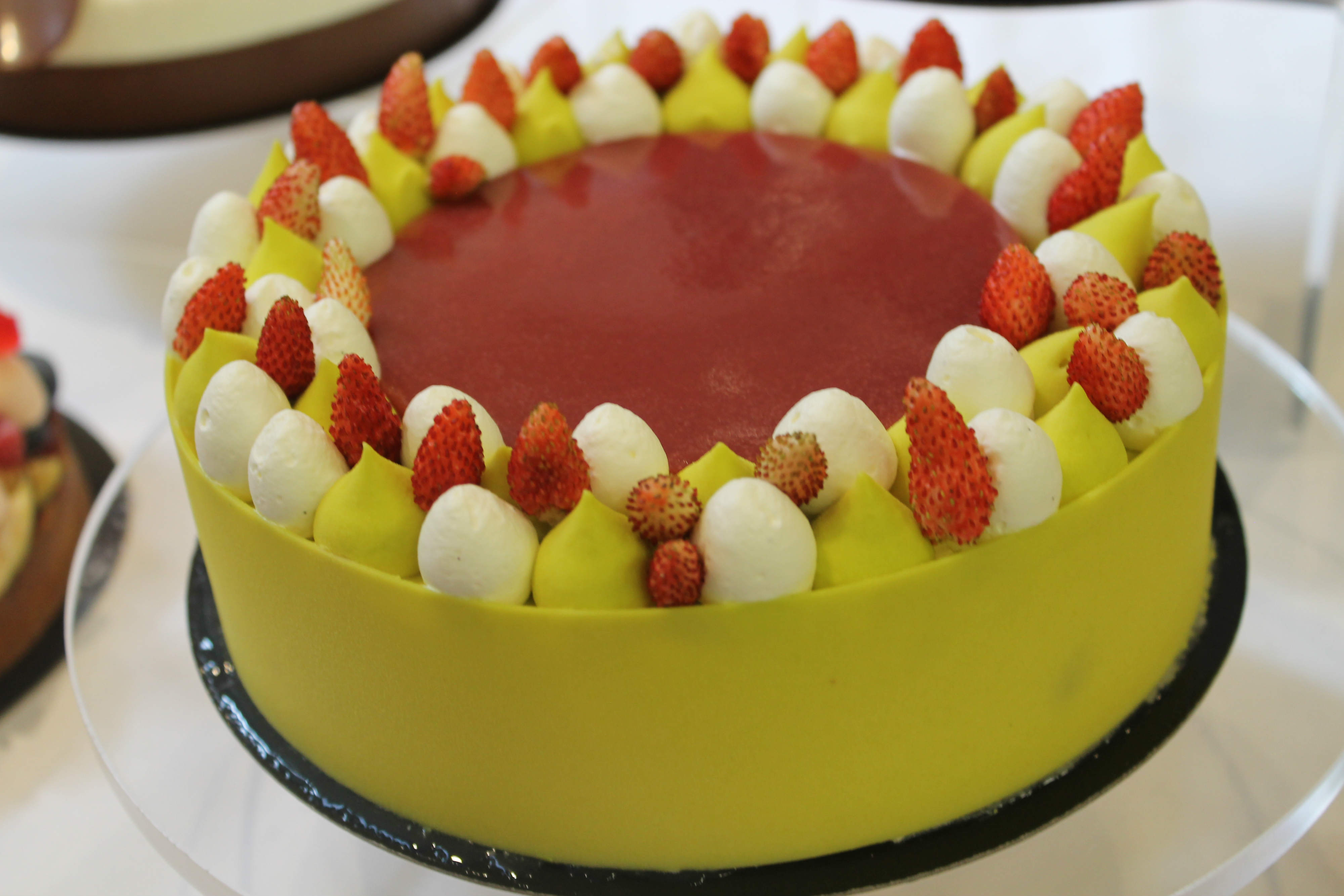 Tarts and Entremets
