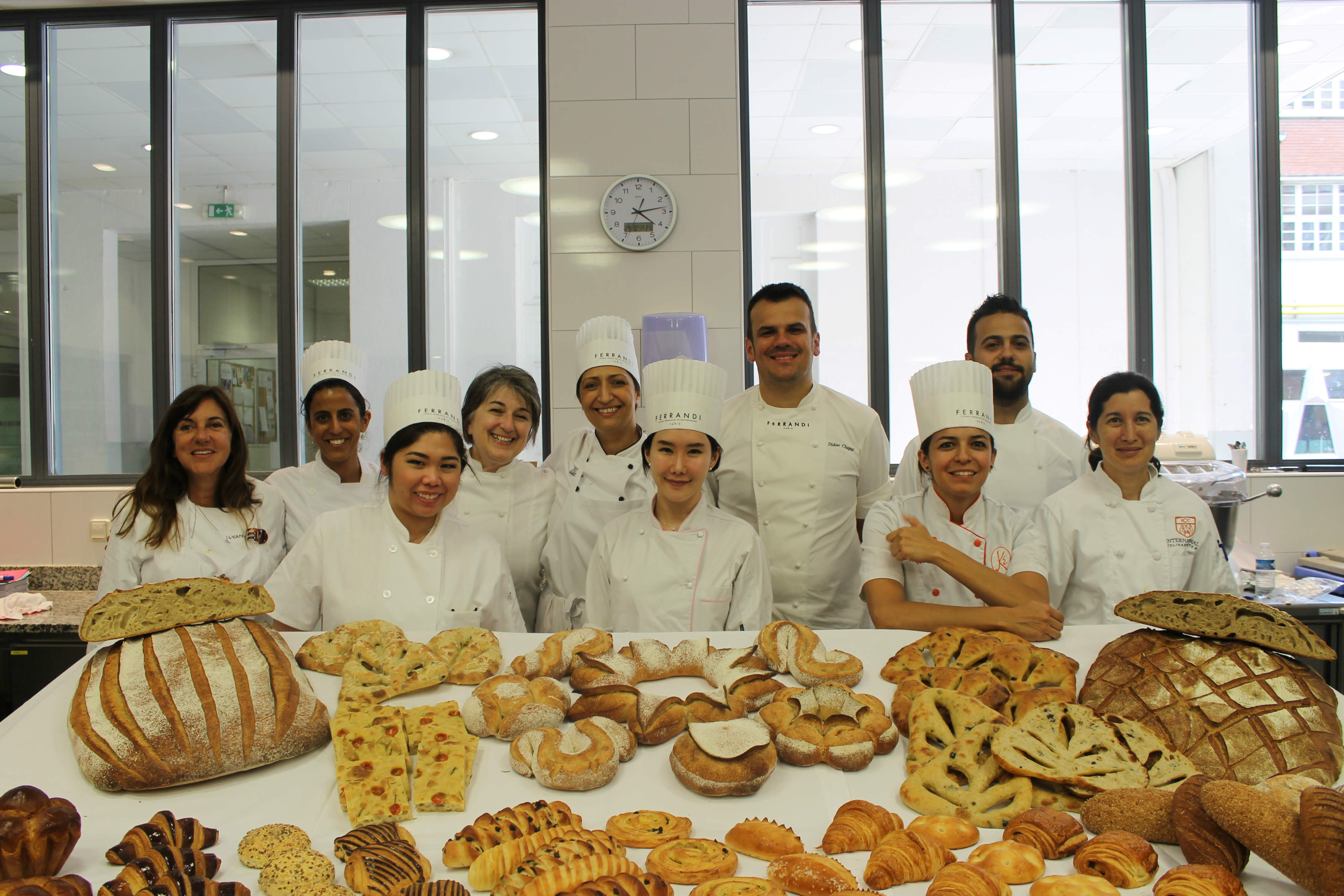 French Breads and Viennoiseries