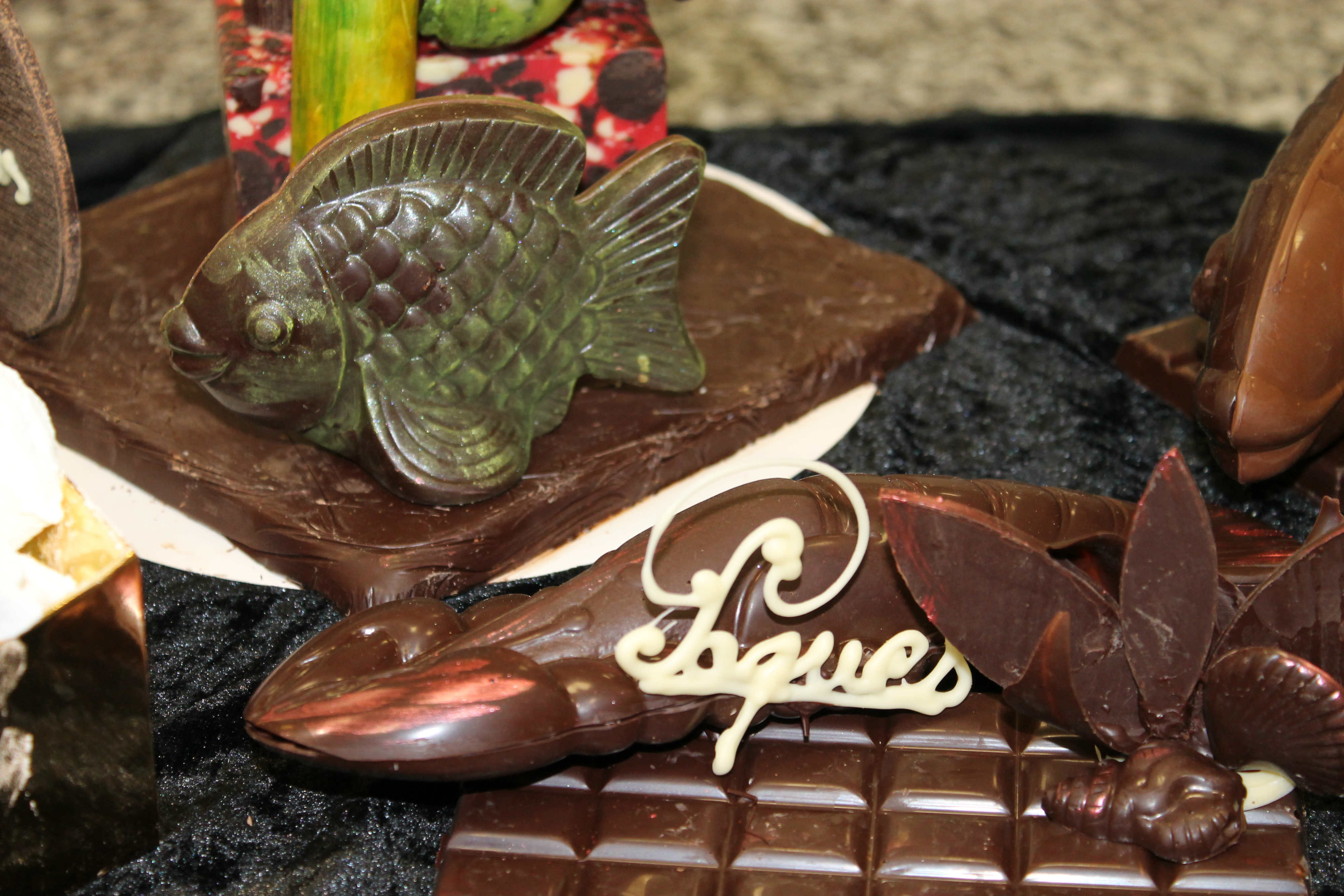 Chocolate and Confiseries